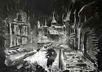 H. Ilge, Winternacht II