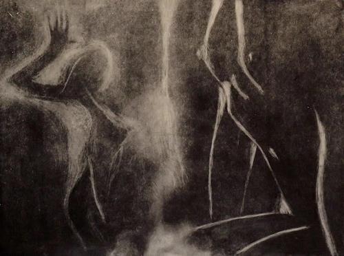 Hans-Dieter Ilge, Akte, Akt/Erotik, Fantasie, Moderne
