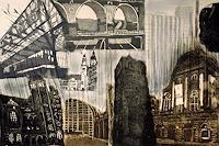 Hans-Dieter-Ilge-Architektur-Diverse-Landschaften-Moderne-expressiver-Realismus