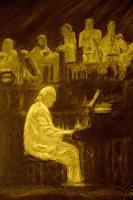 Hans-Dieter-Ilge-Musik-Musiker-Moderne-expressiver-Realismus