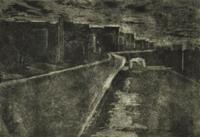H. Ilge, Stadtlandschaft