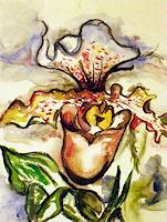 Jessica-Berger-Pflanzen-Blumen-Diverses-Moderne-Naturalismus