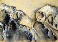 Jessica-Berger-Natur-Gestein-Moderne-Naturalismus