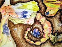 Jessica-Berger-Fantasie-Moderne-Expressionismus-Abstrakter-Expressionismus