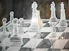J. Berger, Schach matt den König - Das gläserne Schachspiel