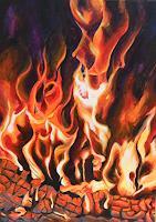 Patricia-del-Pilar-Gottstein-Natur-Feuer-Bewegung-Neuzeit-Realismus