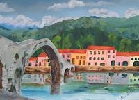 Patricia-del-Pilar-Gottstein-Architektur-Wohnen-Dorf-Moderne-Fotorealismus