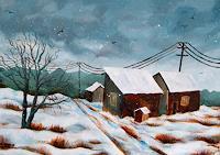 Patricia-del-Pilar-Gottstein-Landschaft-Winter-Natur-Luft-Neuzeit-Realismus