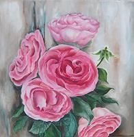 Patricia-del-Pilar-Gottstein-Pflanzen-Blumen-Diverse-Romantik-Gegenwartskunst-Land-Art