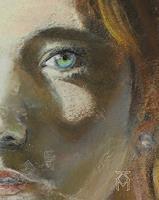 M. Künne, Grünes Auge