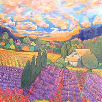 C. Ouellet, Herbes de Provence