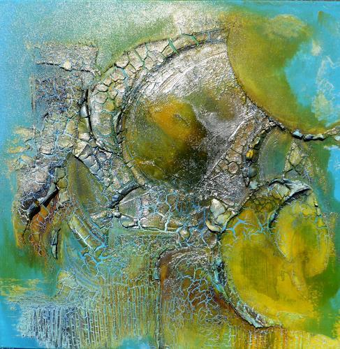 Sandra Dürr, Amali - Hoffnung, Abstraktes, Abstraktes, Abstrakte Kunst