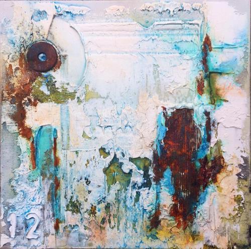 Sandra Dürr, zeitlos, Abstraktes, Abstrakte Kunst, Abstrakter Expressionismus