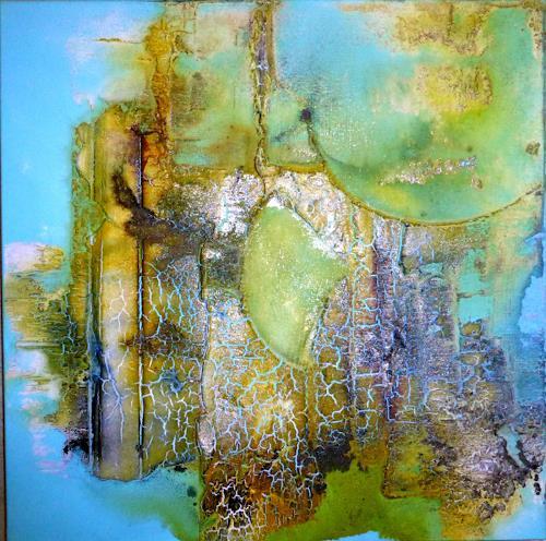 Sandra Dürr, Adaine -  Liebe das Leben, Abstraktes, Abstrakte Kunst, Expressionismus