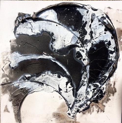 Sandra Dürr, O/T, Abstraktes, Abstrakte Kunst, Abstrakter Expressionismus