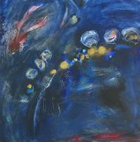 Karin-Goeppert-Landschaft-See-Meer-Abstraktes-Moderne-Abstrakte-Kunst