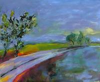 Karin-Goeppert-Abstraktes-Landschaft-Ebene