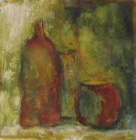 Karin-Goeppert-Stilleben-Abstraktes-Gegenwartskunst-Gegenwartskunst