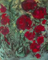 Karin-Goeppert-Abstraktes-Pflanzen-Blumen-Gegenwartskunst-Gegenwartskunst