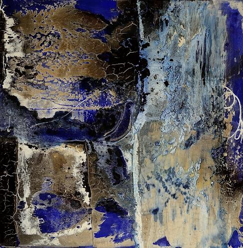 Christine Claudia Weber, OT, Abstraktes, Expressionismus