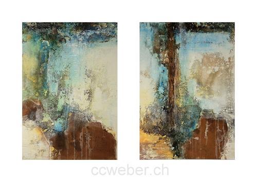 Christine Claudia Weber, OT, Abstraktes, Gegenwartskunst