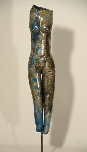 Christine Claudia Weber, OT, Akt/Erotik, Gegenwartskunst, Expressionismus