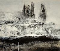 C. Weber, Islandserie der Sturm