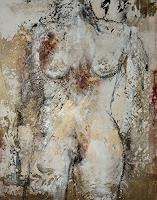 Christine-Claudia-Weber-Menschen-Frau-Akt-Erotik-Akt-Frau-Moderne-Abstrakte-Kunst