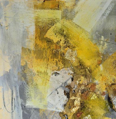 Christine Claudia Weber, Serie Sonne, Abstraktes, Natur, Abstrakte Kunst, Expressionismus