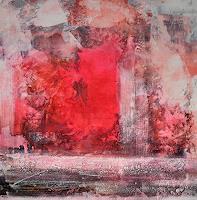 Christine-Claudia-Weber-Abstraktes-Landschaft-Fruehling-Moderne-Abstrakte-Kunst