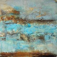 Christine-Claudia-Weber-Abstraktes-Natur-Wasser-Moderne-Expressionismus-Abstrakter-Expressionismus