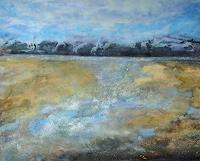 Christine-Claudia-Weber-Natur-Erde-Landschaft-Strand-Gegenwartskunst-Gegenwartskunst