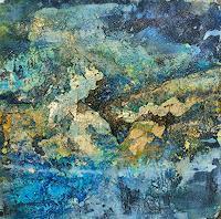 Christine-Claudia-Weber-Abstraktes-Abstraktes-Moderne-Abstrakte-Kunst