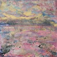 Christine-Claudia-Weber-Landschaft-See-Meer-Natur-Gegenwartskunst-Gegenwartskunst