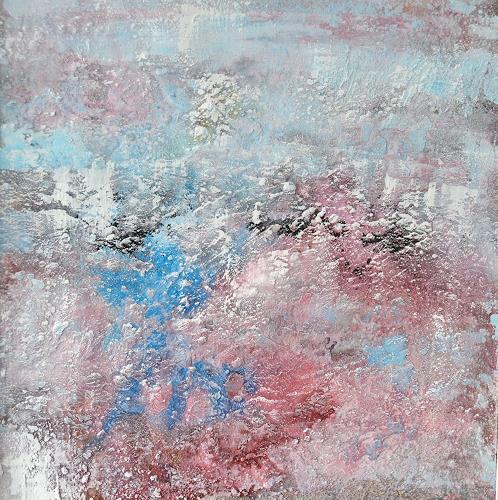 Christine Claudia Weber, ot, Abstraktes, Gefühle, Gegenwartskunst