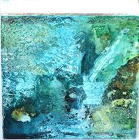 Christine-Claudia-Weber-Abstraktes-Fantasie-Moderne-Abstrakte-Kunst