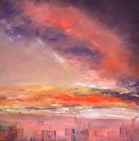 Christine-Claudia-Weber-Landschaft-Natur-Moderne-Abstrakte-Kunst