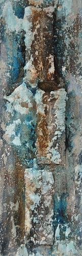 Christine Claudia Weber, Ohne Titel, Abstraktes, Fantasie, Abstrakte Kunst