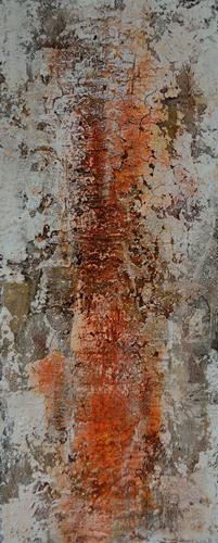 Christine Claudia Weber, Ohne Titel, Landschaft, Natur, Abstrakte Kunst
