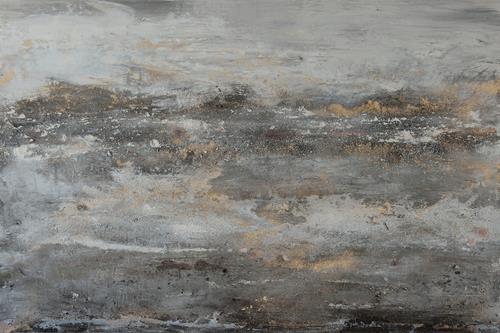 Christine Claudia Weber, Am See, Abstraktes, Natur, Gegenwartskunst
