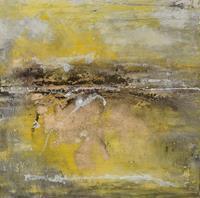 Christine-Claudia-Weber-Abstraktes-Landschaft-Herbst-Gegenwartskunst-Gegenwartskunst