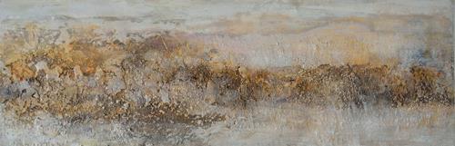 Christine Claudia Weber, Ohne Titel, Abstraktes, Landschaft, Abstrakte Kunst, Expressionismus