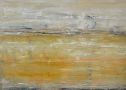Christine Claudia Weber, Ohne Titel, Abstraktes, Landschaft, Abstrakte Kunst