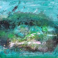 Christine-Claudia-Weber-Abstraktes-Landschaft-Moderne-Abstrakte-Kunst