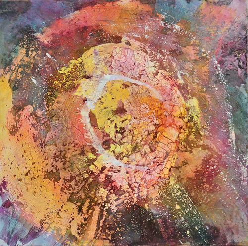 Christine Claudia Weber, Freiheit, Fantasie, Gefühle, Abstrakte Kunst