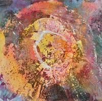Christine-Claudia-Weber-Fantasie-Gefuehle-Moderne-Abstrakte-Kunst