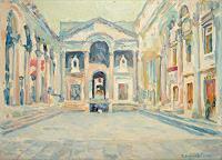 deniskujundzicart-Architektur-Religion-Moderne-Impressionismus-Neo-Impressionismus