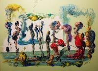 """Joachim JORI Niggemeyer, Evolution - wir sind viele und wir sind bunt"""" """"Evolution - we are many and we are colorful"""