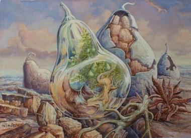 Kunst von Wilhelm Laufer