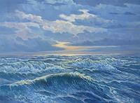Wilhelm-Laufer-Natur-Wasser-Landschaft-See-Meer-Gegenwartskunst-Gegenwartskunst